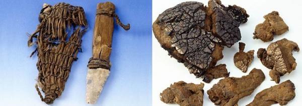 Công cụđược tìm thấy của người băng Otzi.