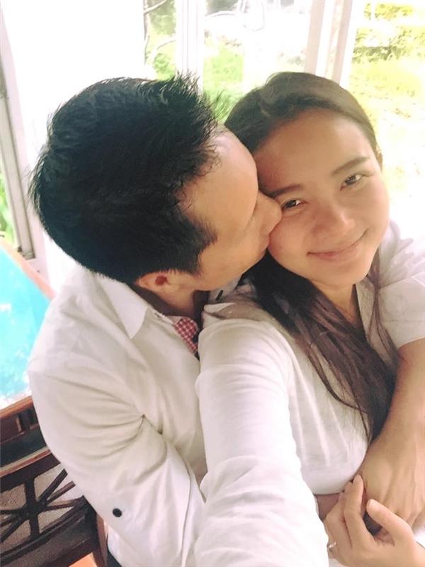 """Sau hơn nửa năm đính hôn, Phan Như Thảo hạnh phúc thông báo có """"tin vui"""" với người hâm mộ. - Tin sao Viet - Tin tuc sao Viet - Scandal sao Viet - Tin tuc cua Sao - Tin cua Sao"""