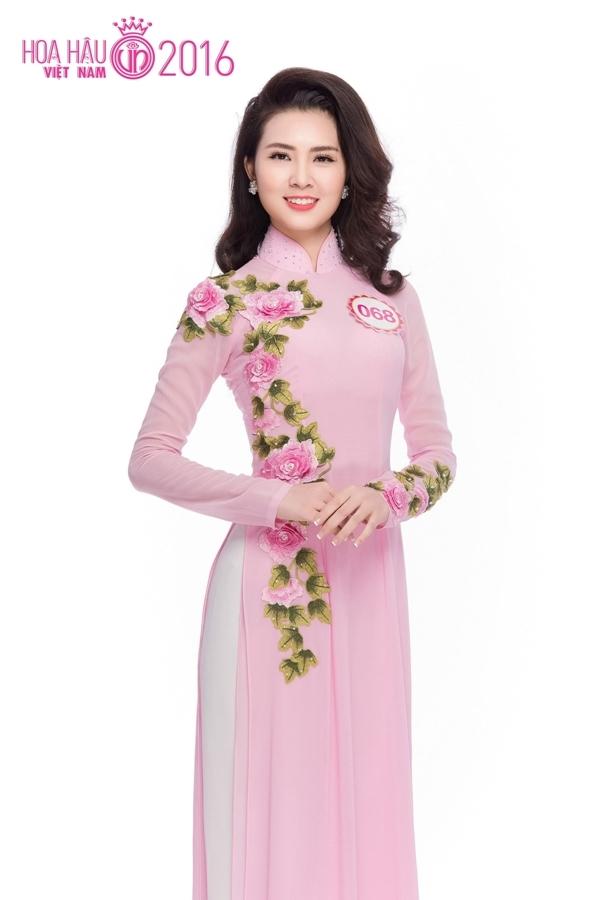Vũ Thị Vân Anh (SBD 068) đến từ Thành phố Cẩm Phả, Quảng Ninh có chiều cao 1,7m và vừa đoạt danh hiệu Người đẹp Hạ Long 2016. Hiện tại, cô tốt nghiệp ngành tiếng Anh, trường Đại học Ngoại ngữ và học thêm văn bằng 2 khoa Kinh tế quốc tế, trường Đại học Kinh tế, Đại học Quốc gia Hà Nội.