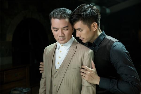 """""""Người yêu đồng giới"""" Nhan Phúc Vinh đã không đến chung vui cùng Mr Đàm."""