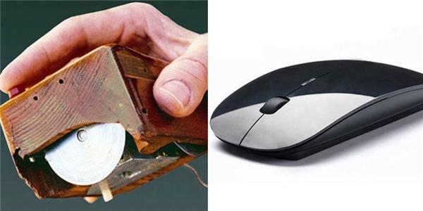 """Chuột điện tử ngày nay trông """"mềm mại"""" hơn nhiều."""