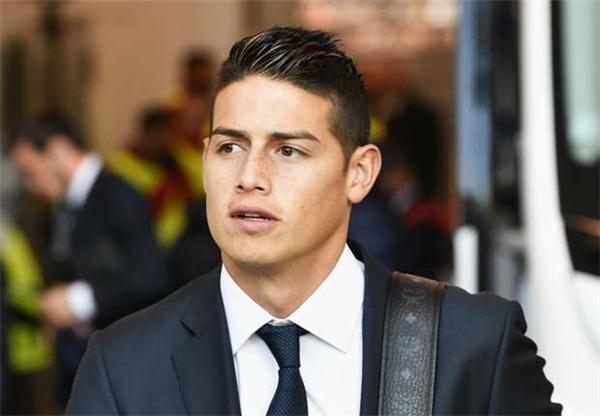 Lý do này khiến Real Madrid quyết giữ trai đẹp James Rodriguez bằng mọi giá