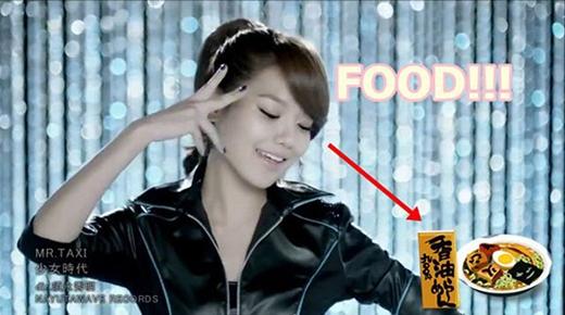 """Mặc dù ăn nhiều như vậy, Sooyoung lại không hề """"phát tướng""""."""
