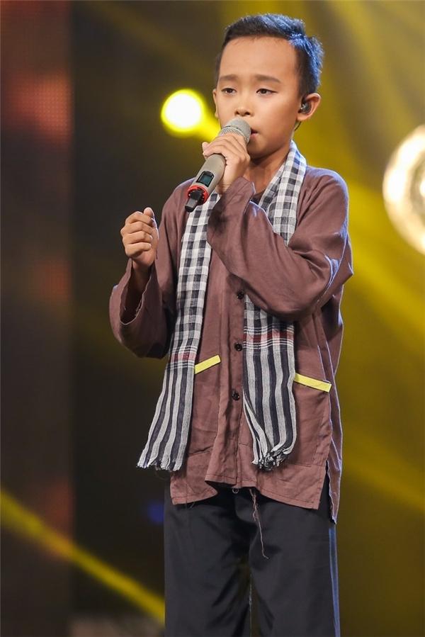 Dù chỉ mới 13 tuổi nhưng giọng ca Hồ Văn Cường luôn mang đến cho người nghe nhiều xúc cảm khó tả.