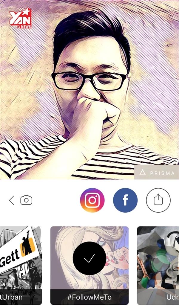 Ứng dụng chỉnh ảnh nghệ thuật Prisma đình đám đã có trên Android