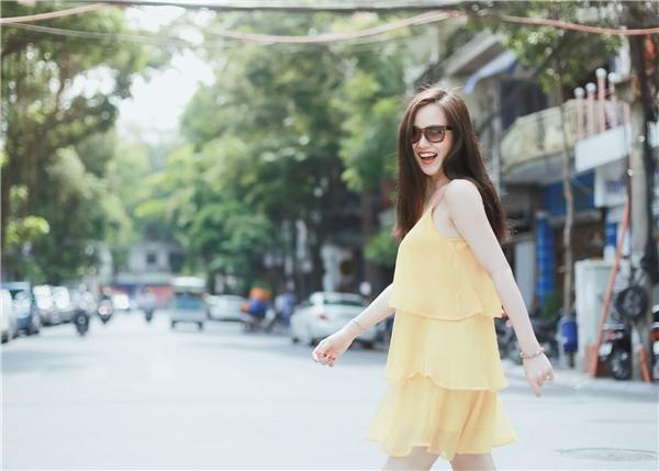 Hiện tại, nữ ca sĩđã thu âm xong ca khúc Cháydo Lương Bằng Quang sáng tác và dự kiếnsẽ cho ra mắt vào khoảng trung tuần tháng 9 cùng MV được đầu tư nghiêm túc,hoành tráng.