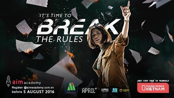 Khuấy động ngành tiếp thị truyền thông với Vietnam Young Spikes 2016