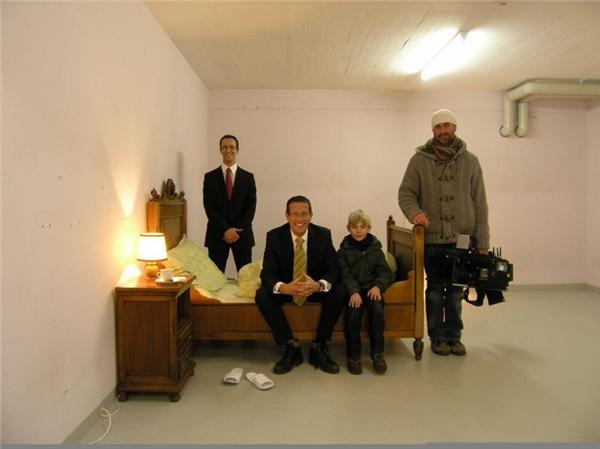Khách sạn không sao đầu tiên trên thế giới ở thành phốTeufen, Thụy Sĩ.(Ảnh: Internet)