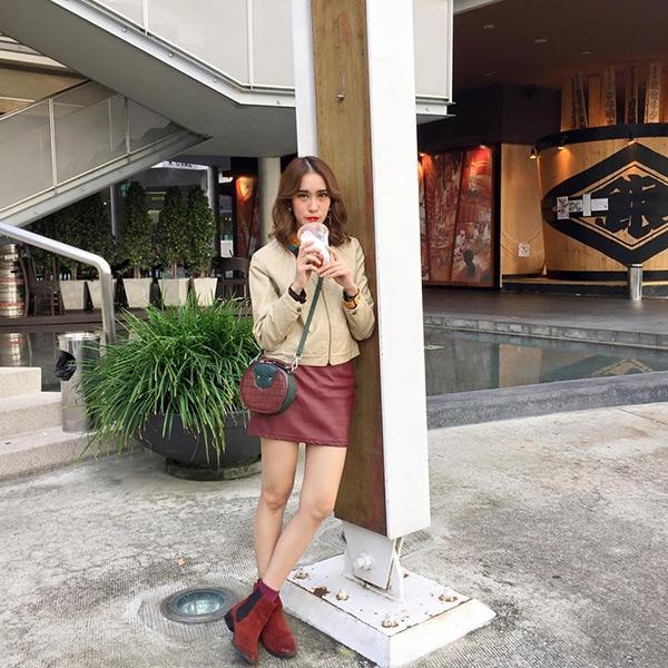 Phát hiện cô gái Thái Lan quá giống hot girl Ngọc Thảo