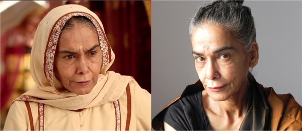 """Surekha Sikri đã đồng hành cùng bộ phim. Xuất hiện lần đầu từ năm 2009 tron vai bà nội """"thét ra lửa"""", trong vai một nhân vật phản diện, bà đã để lại nhiều phát ngôn để đời gây bão trong dư luận. Nhờ vai diễn này, Surekha Sikri nhận được vô số giải thưởng lớn và được mời tham gia nhiều bộ phim truyền hình khác với vai diễn tương tự."""
