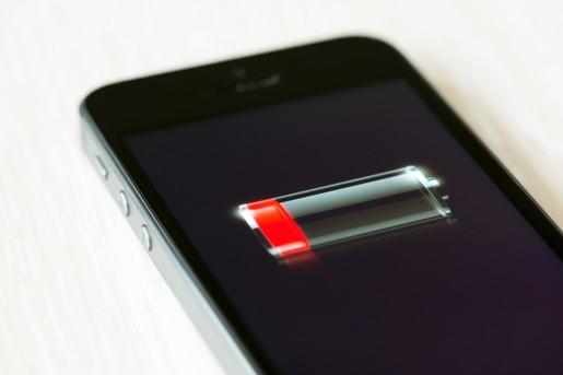 Pin tụt nhanh hơn thông thường. (Ảnh: internet)