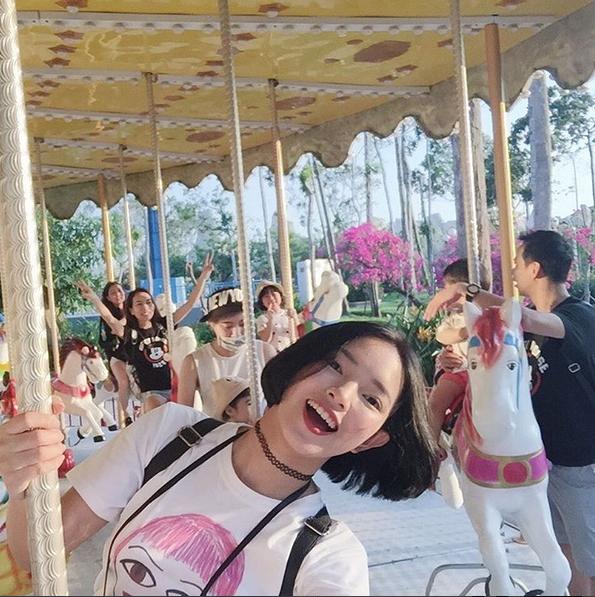 Vẻ siêu gợi cảm, cực đáng yêu của cô gái hot nhất Instagram Việt