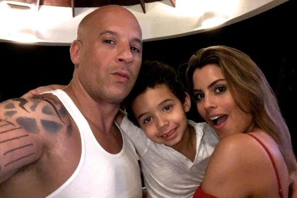 Ariadna giờ đây được làm phim cùng siêu sao Hollywood - Vin Diesel.
