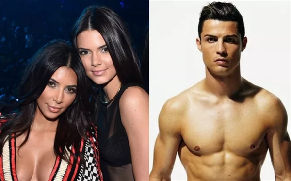 Kendall và Ronaldo có thể sẽ thành cặp đôi hot của showbiz nếu hẹn hò.