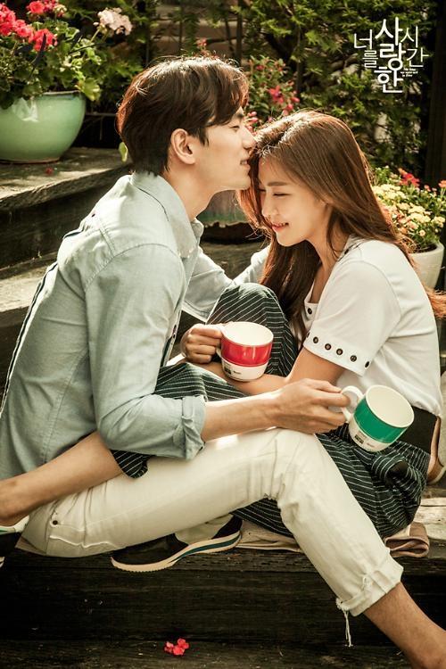 """Điểm danh cặp đôi """"số nhọ"""" nhất màn ảnh Hàn"""