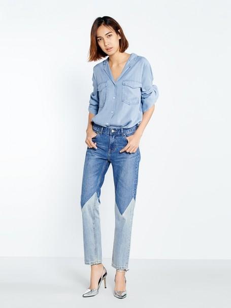 """Ai bảo thời trang công sở là đơn điệu, diện chiếc quần này vào thì cô nhân viên văn phòng nào mà không biến thành """"fashionista"""" cơ chứ."""