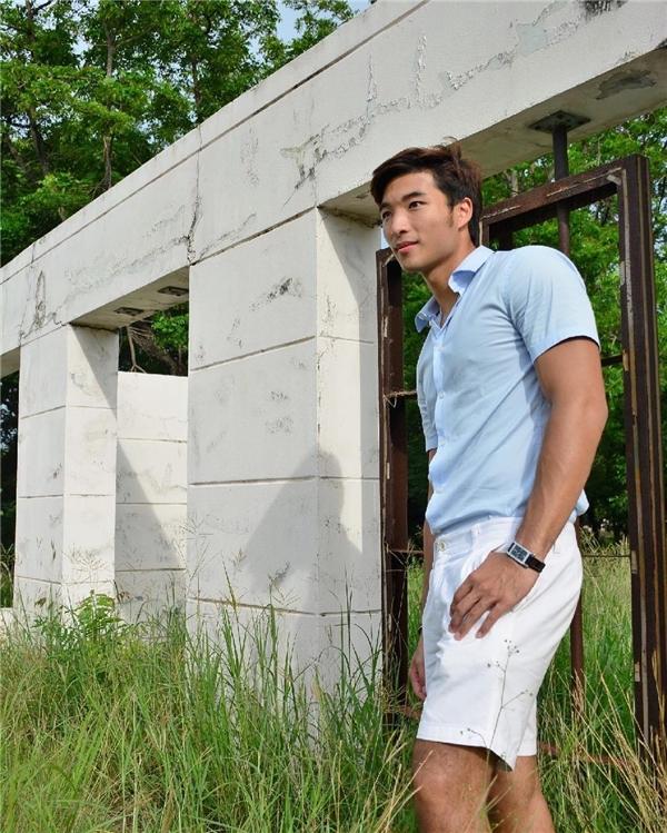Ở Thái Lan, không chỉ một, mà rất nhiều trường có lắm trai đẹp!