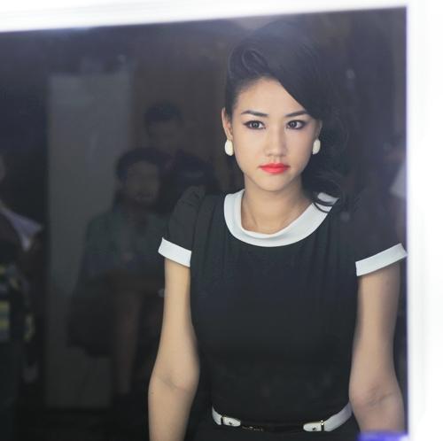 Với vai diễn phản diện đầu tay, nhân vật Trà My đã mang về cho cô giải Nữ diễn viên phụ xuất sắc tại Giải Cánh diều 2012. - Tin sao Viet - Tin tuc sao Viet - Scandal sao Viet - Tin tuc cua Sao - Tin cua Sao