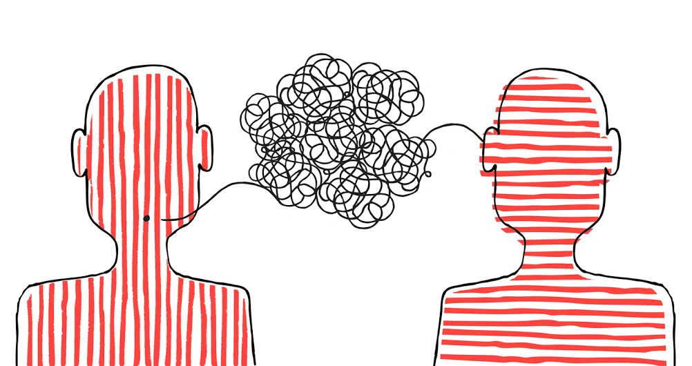 #5 Cảm xúc không hề chi phối khả năng giao tiếp của chúng ta. Trái lại, cách chúng ta giao tiếp mới thực sự ảnh hưởng đến tâm trạng.(Ảnh: Internet)