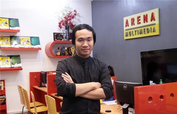 Chuyện về chàng diễn hoạt 3D đột biến Trần Thanh Tuấn