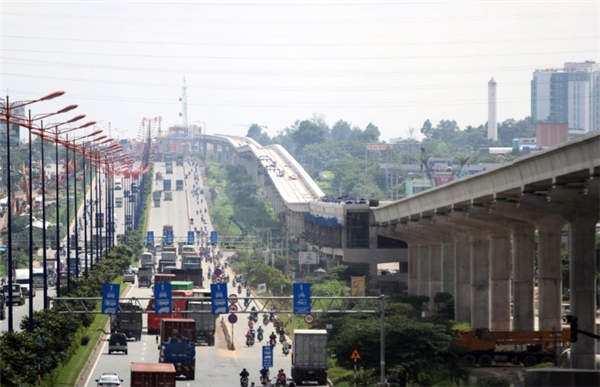 Công trình dự kiến hoàn thành vào năm 2019 và đưa vào khai thác sử dụng từ năm 2020. Tuy nhiên, mới đây Ban quản lý đường sắt đô thị TP HCM cho biết hơn 17km trên cao của tuyến metro này có thể được vận hành năm 2018, sớm hơn ba năm so với kế hoạch.