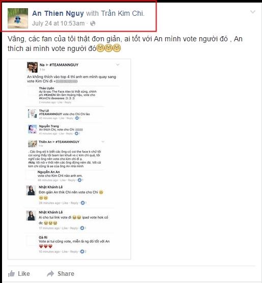 An Nguy ngấm ngầm quay lưng với Phạm Hương sau The Face? - Tin sao Viet - Tin tuc sao Viet - Scandal sao Viet - Tin tuc cua Sao - Tin cua Sao