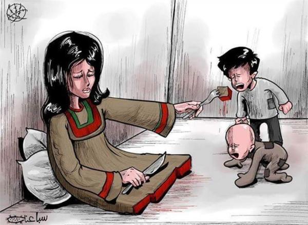 Dù phải hi sinh cả tấm thân để cứu lấy con mình, mẹ cũng sẽ làm.