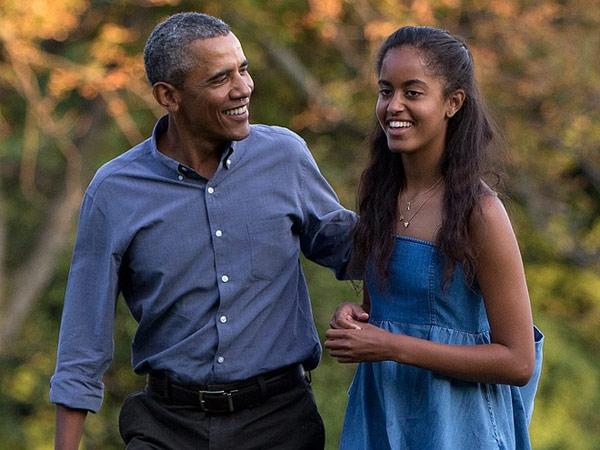 Tuổi 18 giản dị đầy tự hào của công chúa Nhà Trắng - cô cả nhà Obama