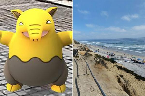 Hai người đàn ông ở khu vực North County, San Diego, nước Mỹ, đã rơi xuống một vách đá sâu hơn 20m và bất tỉnh chỉ vì mải mê bắt Pokémon.