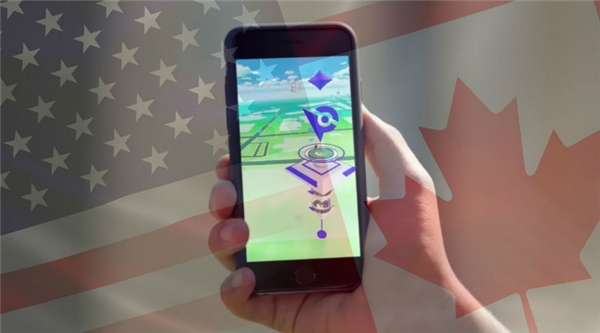 Hai thiếu niên bị bắt sau khi vô tình vượt qua biên giới giữa Mỹ và Canada trong khi đang cắm mặt vào điện thoại.