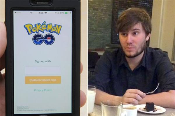 Anh chàng Evan Scribner bị bạn gái phát hiện đang bắt Pokémon tại nhà bạn gái cũ, tất cả là do trò chơi này yêu cầu người chơi phải đăng nhập vị trí của mình trên điện thoại. Không cần nói cũng biết, cô nàng đã ngay lập tức chia tay.