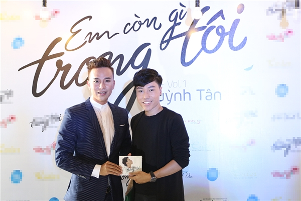 Huỳnh Tân và Nguyễn Đình Thanh Tâm