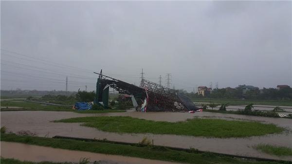 Người dân Thủ đô sống chung với bão trong nỗi khiếp sợ chưa từng có