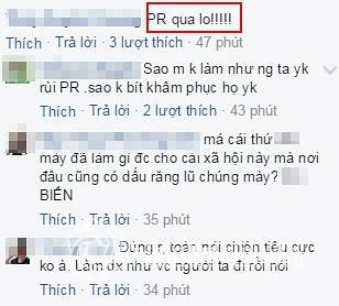 """Nhiều """"thánh soi""""lên tiếng chỉ trích việc làm của hai vợ chồng và cho rằng đây là hành động để PR tên tuổi. (Ảnh: ngoisao.vn) - Tin sao Viet - Tin tuc sao Viet - Scandal sao Viet - Tin tuc cua Sao - Tin cua Sao"""