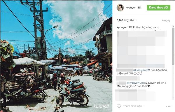Hoa hậu Kỳ Duyên và cuộc sống bình yên sau bão scandal - Tin sao Viet - Tin tuc sao Viet - Scandal sao Viet - Tin tuc cua Sao - Tin cua Sao