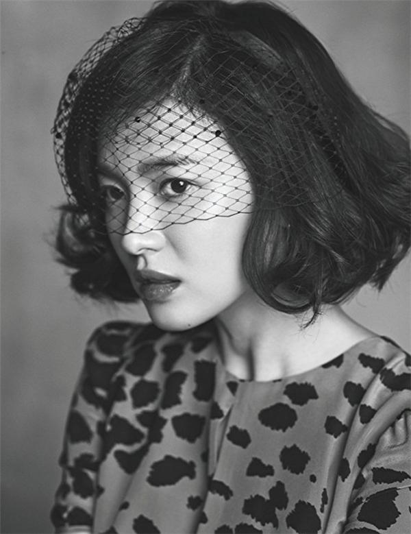 Kịch bản mà Song Hye Kyo chọn luôn phải mới mẻ và có sức nặng.(Ảnh: Internet)