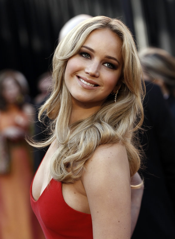 Jennifer Lawrence, đại diện Mỹ