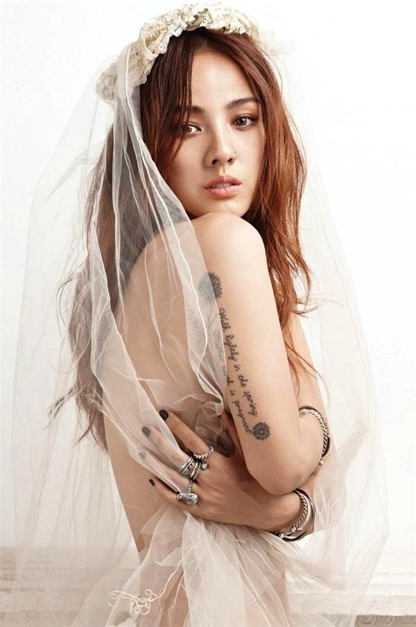 Lee Hyori, đại diện Hàn Quốc