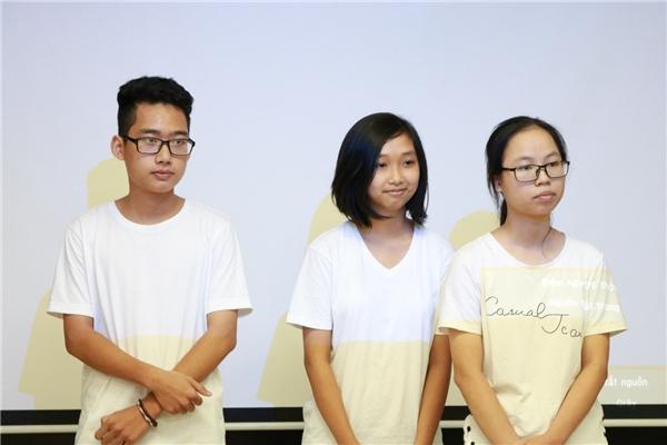 Giải Khuyến khích thuộc về đội Lotus (gồm các thành viên Phạm Minh Ngọc, Ngô Thu Thủy và Đỗ Duy Bảo) với ý tưởng công ty môi giới việc làm.