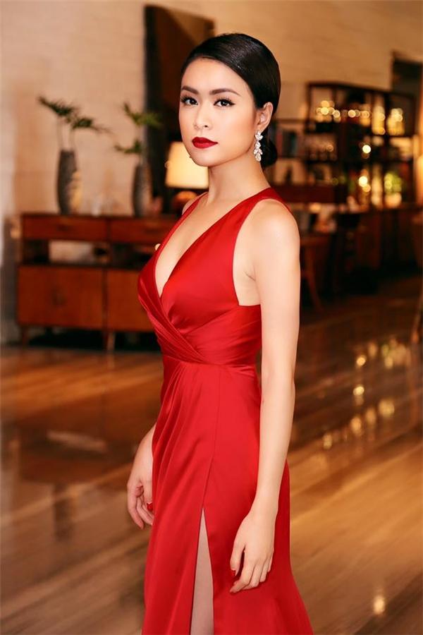 Hoàng Thuỳ Linh ngày càng xinh đẹp và quyến rũ. (Ảnh: Internet)