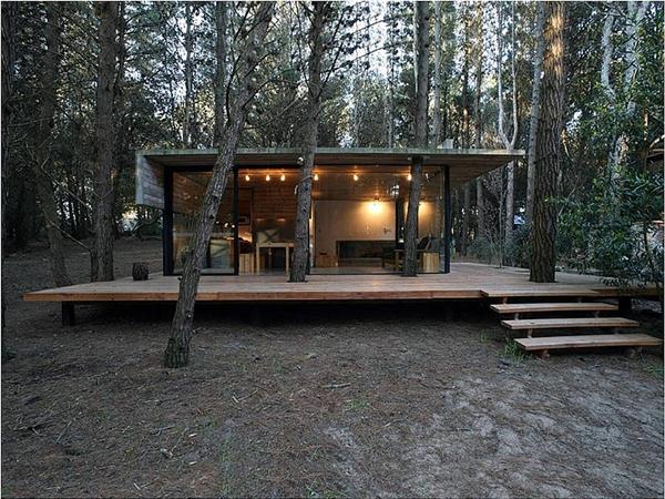 """Căn nhà này chắc làđể cho """"công chúa ngủ trong rừng"""" ở nhờ."""