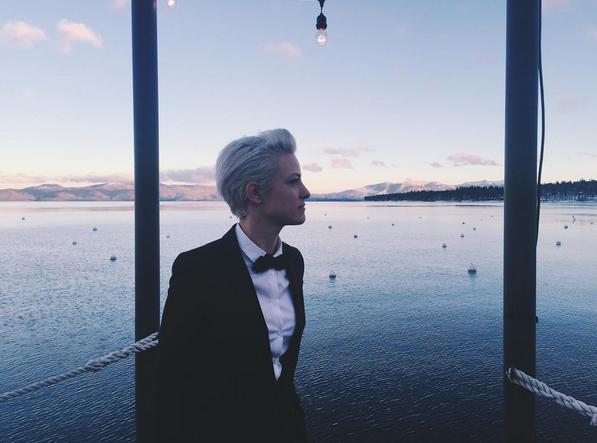 Đây chính là cô nàng đẹp trai hot nhất nhì Instagram
