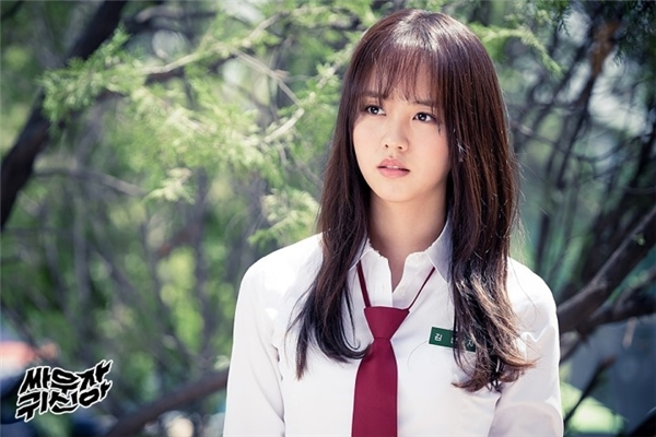 Kim So Hyun xứng danh ma nữ nhây nhất hệ Mặt Trời