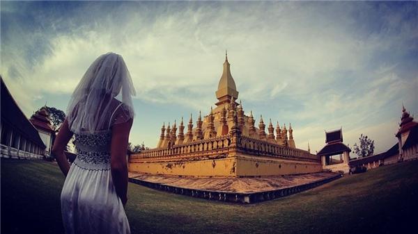 Thủ đô Viên Chăn của Lào.