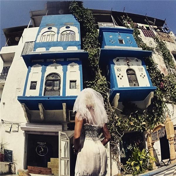Những tòa nhà ấn tượng ở Ấn Độ.