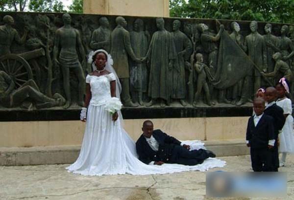 Chụp hình cưới thì ở đâu cũng phải sâu - đíp.