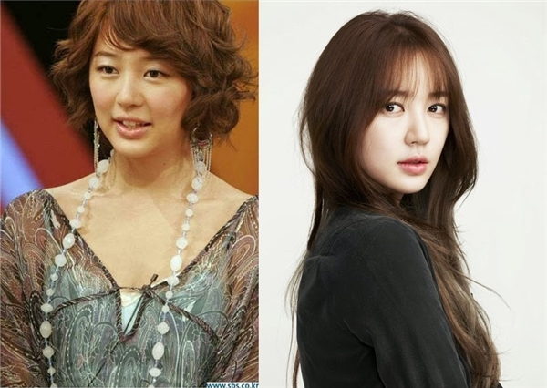 Ít ai biết rằng, ngay từ lúc mới vào nghề, Yoon Eun Hye đã có thân hình khá tròn và thậm chí là cực kì mập. Nhờ vào chế độ giảm cân hợp lí mà hiện giờ Yoon Eun Hye trở nênquyến rũ và xinh đẹp hơn. Cô cũng được xem là một trong những mĩ nhân không tuổi.(Ảnh: Internet)