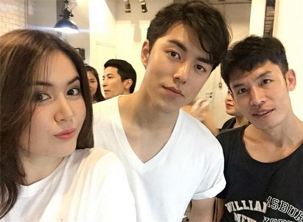 Phát sốt với cặp đôi trai xinh gái đẹp hot nhất Thái Lan