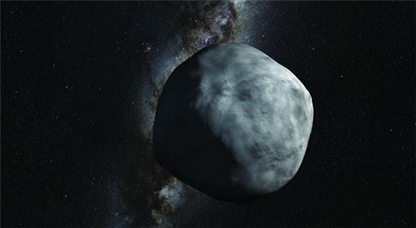 Cận cảnh thiên thạch Bennu có khả năng bay về phía Trái đất và gây ra va chạm vào cuối thế kỉ.