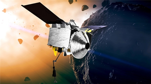 Tàu thăm dò vũ trụOSRIS-REx sẽ được phóng lên Bennu vào tháng 9 sắp tới.